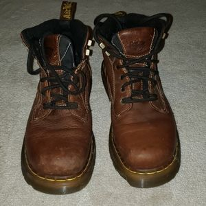 Dr. Martens Air Wair with bouncing soles